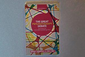 Bruce Wampold & Zac Imel - The Great Psychotherapy Debate - 2015