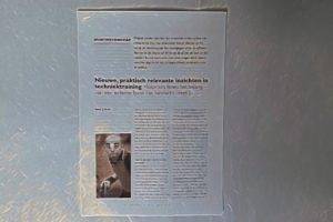 Peter Beek - Motorisch leren Het belang van externe focus van aandacht - 2011