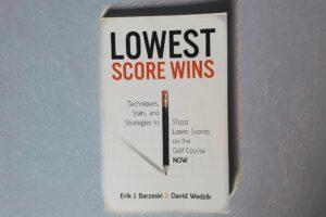 Erik Barzeski & David Wedzik - Lowest Score Wins - 2014
