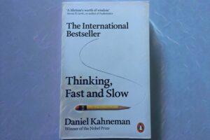 Daniel Kahneman - Thinking Fast and Slow - 2011